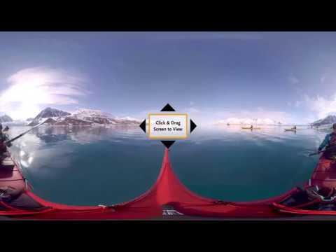 Arctic 360°: Spitsbergen Kayaking