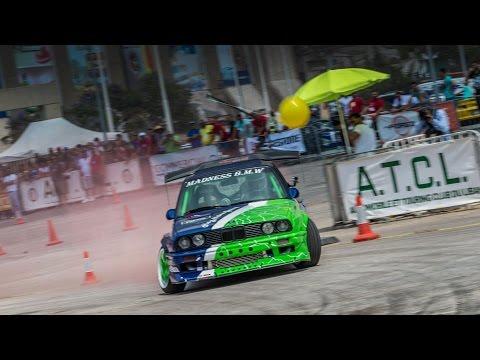 Sami Matar - Lebanese Drift Championship 2015 Round 4
