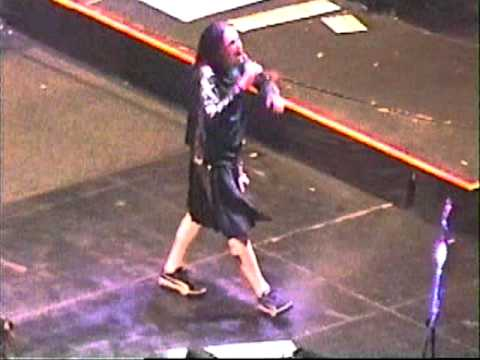 Korn  Need To  A  Sunrise, FL  USA : National Car Rental Center  March 9th 1999
