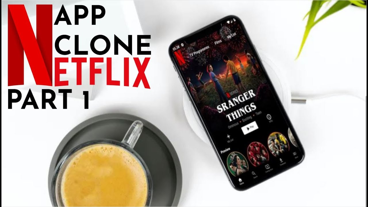 How to Build Netflix User Interface for Mobile using Flutter