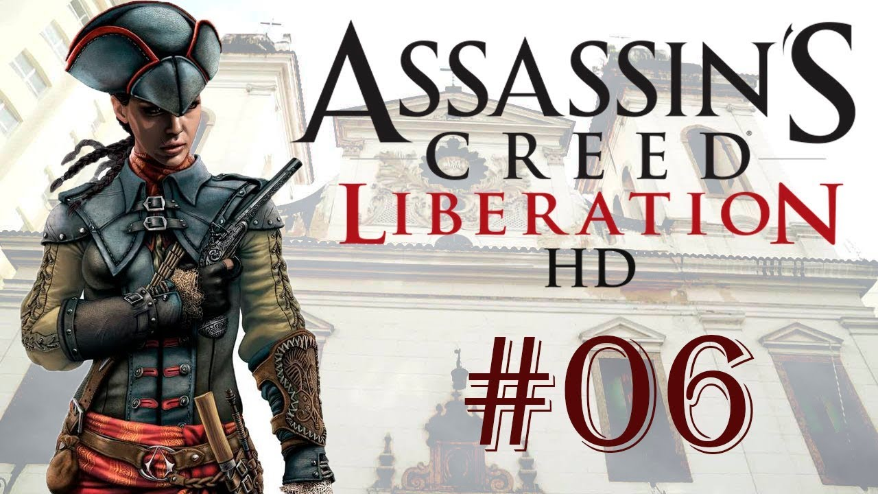 Assassins Creed Liberation Bürger E