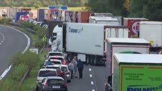 Rettungsgassen-Wahnsinn: Autofahrer werden zu Geisterfahrern auf der A10