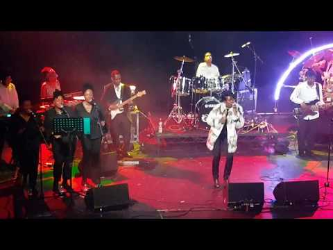 Lov'Ellis live at the Clapham Grand Legacy Reggae Fraternity uk part 1