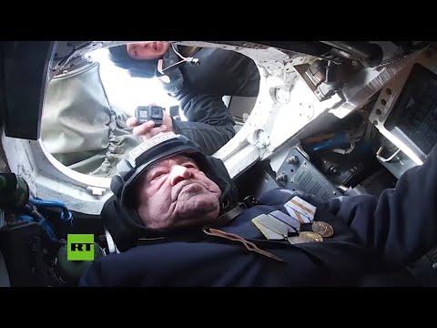 Veterano Tanquista Ruso De 93 Años Se Pone A Los Mandos De Un Moderno Tanque T-72B3