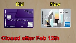 Just 4 Days Left to get the SPG Amex Card