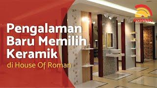 House of Roman - Roman & RomanGranit - Showroom of Ceramic Tiles and Glazed Porcelain Tiles