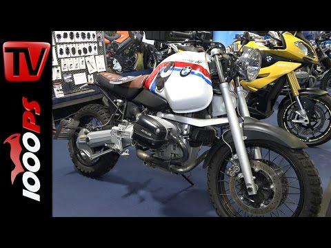 Hornig Scrambler-Umbau - BMW R 1100 GS