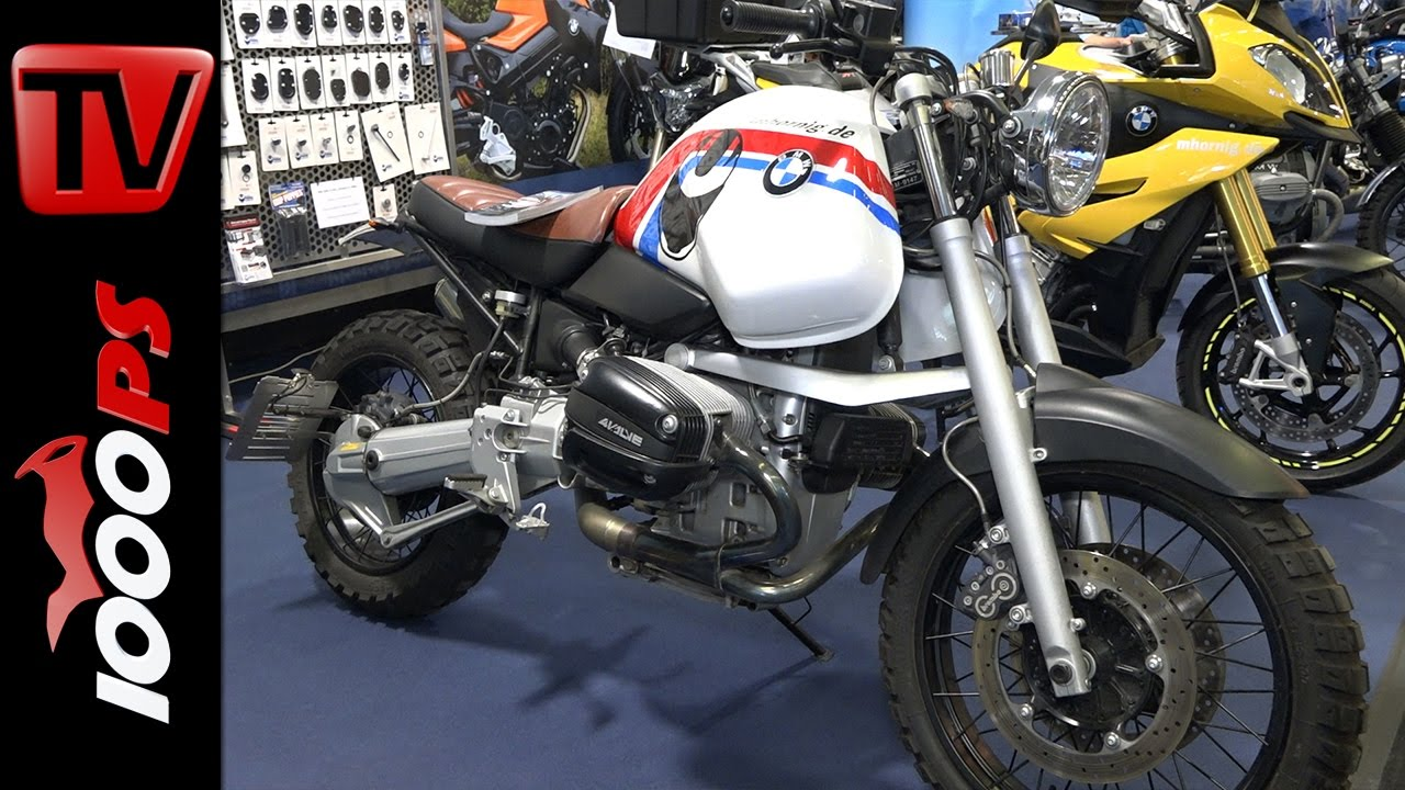 hornig scrambler umbau bmw r 1100 gs youtube. Black Bedroom Furniture Sets. Home Design Ideas