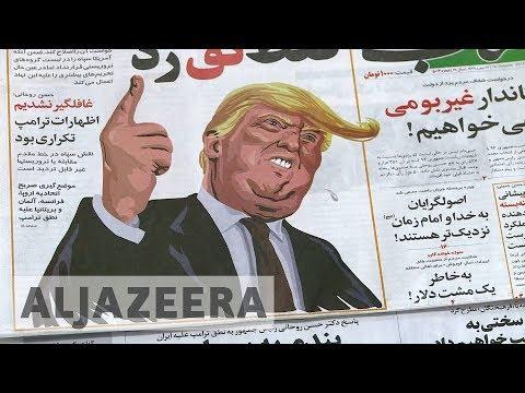 Anguish in Iran as Trump balks at nuclear deal