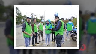 Amazing Race - Công ty Xây Dựng Hòa Bình khu vực miền Trung