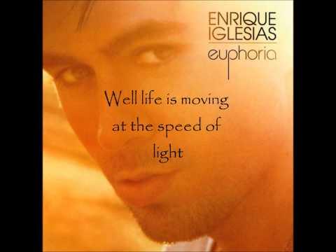 Enrique Iglesias - Everything's Gonna Be Alright (Lyrics)