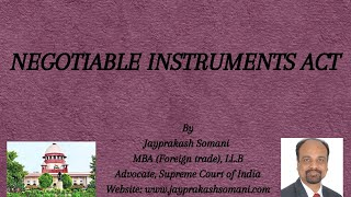 admin/ajax/Negotiable Instruments Act