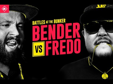 KOTD - Rap Battle - Bender vs Fredo | #BATB2