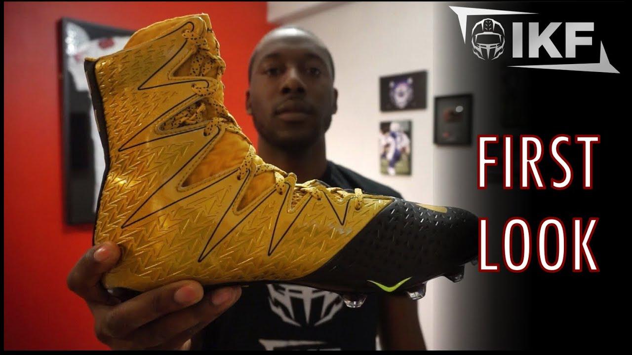 33cbb7dc0a52 UA Highlight MC 2016 Football Cleat FIRST LOOK - Ep. 297 - YouTube