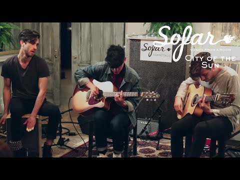 City of the Sun  W.16th St.  Sofar Washington D.C.