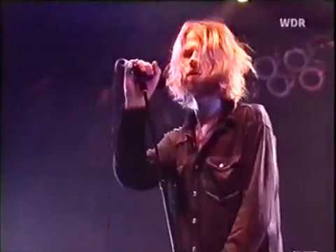 SCREAMING TREES feat. Josh Homme LIVE at Rockpalast Germany 1996-11-15