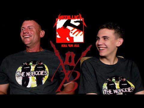 NOBODIES REACTION!!!: Jump in the fire (Metallica Week!!)