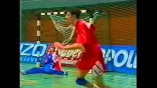 Basic Handball skills