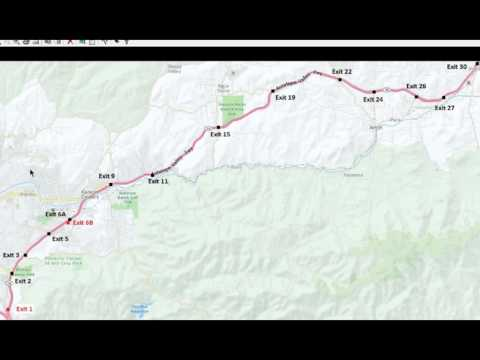 14 Antelope Valley Freeway   Santa Clarita FACTS  26