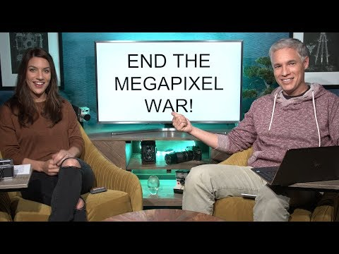 End the Megapixel War! 100 MP: Is it a mistake? (Picture This! Podcast)