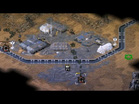 Command & Conquer:  Tiberian Sun - Nod 07 - Salvage Operation  