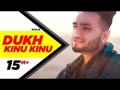 Dukh Kinu Kinu (Official Video) | Saajz | Gold Boy | Latest Punjabi Songs 2020 | Speed Records