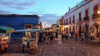 A Perfect Trip to Oaxaca | Sunset