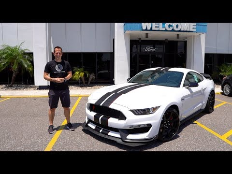 Is the 2019 Ford Shelby GT350R BETTER than the 2020 GT500?
