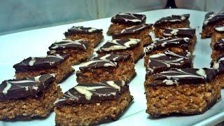 طريقة تحضير حلوى الرخامة أو زليجات الشكلاطة لذيذة جدا شهيوات عائشة