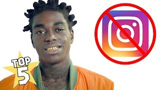 TOP 5 KODAK BLACK FACTS YOU SHOULD KNOW - Before They Were Famous  | 2018
