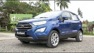 Auto Focus | Car Review: 2018 Ford Ecosport 1.0L Ecoboost Titanium AT
