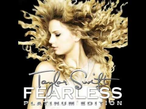 Taylor Swift - Jump Then Fall (Fearless Platinum)