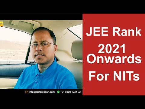 Importance Of JEE Rank For NRI Students Under CIWG DASA Scheme
