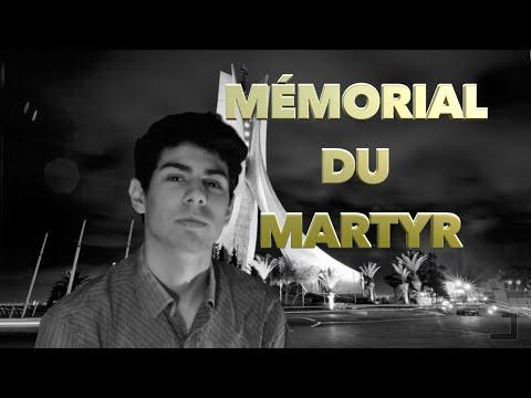 LE MEMORIAL DU MARTYR (MAQAM EL CHAHID) -Algerie