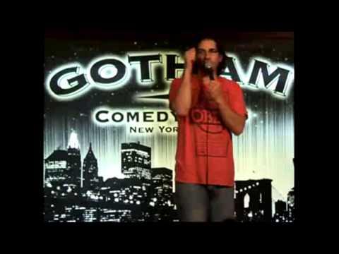 Gary Gulman talks the Economy at Comedy Gives Back 2011