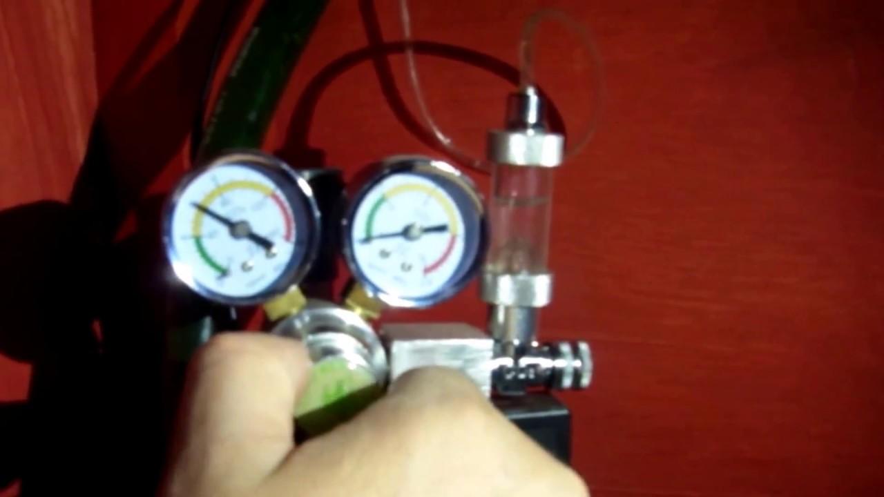 СО2 для аквариума - YouTube