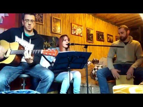 Lena - Satellite (Acoustic cover) - BandJammin'