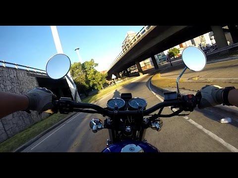Motorbike Trip Provincia de Buenos Aires, Argentina
