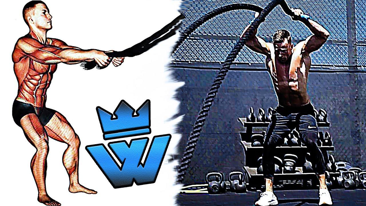 Intense BODYWEIGHT Workout | 5 Minutes Just Do It!