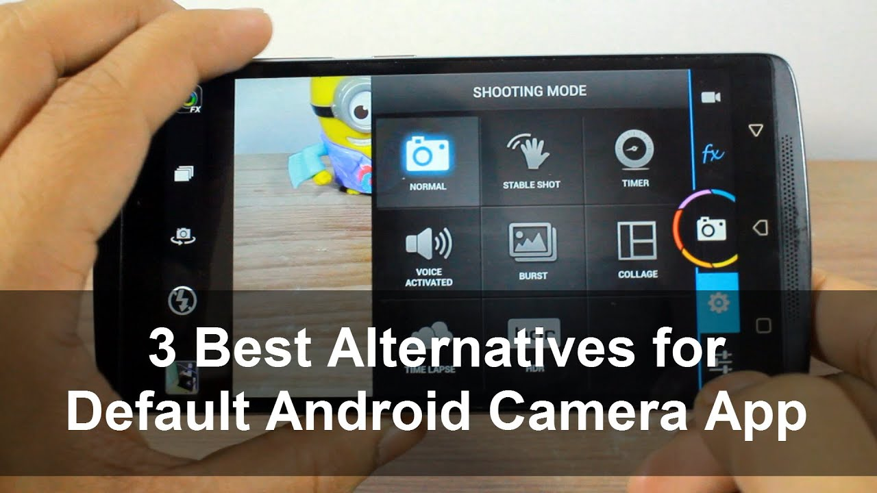 3 Brilliant Alternatives to the Stock Android Camera App