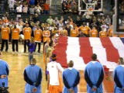 NBA Outdoor Basketball - Opening at Indian Wells 10/11/08