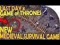 NEW MEDIEVAL LAST DAY ON EARTH SURVIVAL GAME (GoT x LDoE) - Grim Soul Dark Fantasy Survival Gameplay