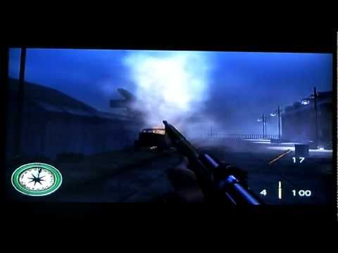 Medal of Honor: Frontline - Gold Star Walkthrough 'A Chance Meeting'