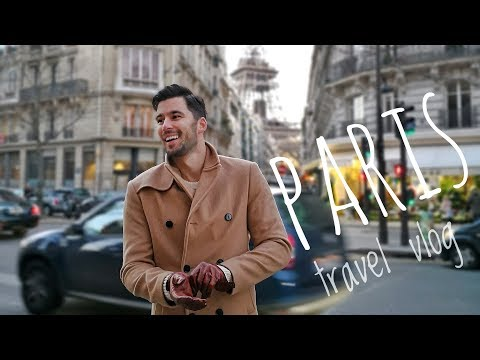 Holidays in Paris I Travel Vlog