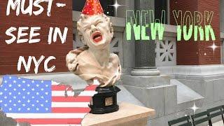 видео Музей Метрополитен (Нью-Йорк)