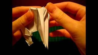 Origami Lesson: Buffalo..!