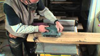 "Woodshed Studio : Making Of ""vaydre"" Console Table"