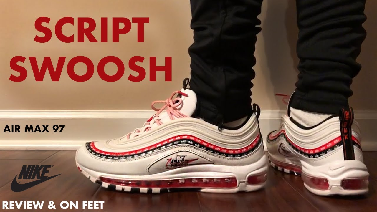 Nike Air Max 97 Script Swoosh Review and On Feet