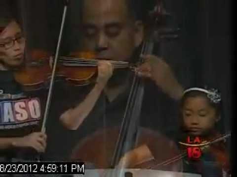 Fil-Am Symphony Orchestra Performs a Kundiman