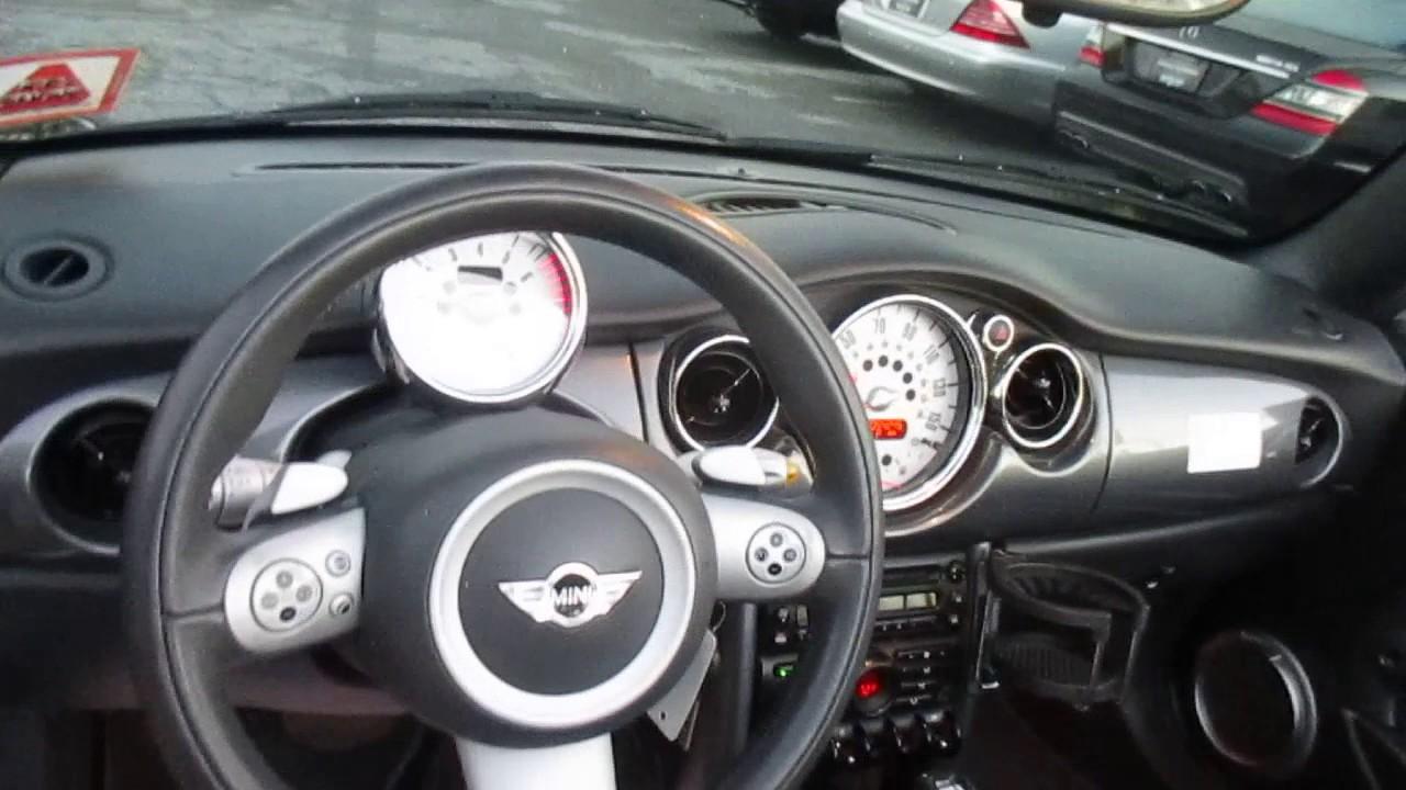 2008 MINI Cooper Convertible 2505  YouTube